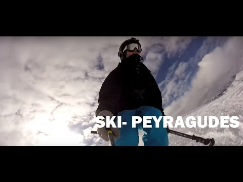 GoPro Hero edit - Ski Peyragudes 2017 // Full HD