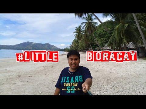 TRAVEL VLOG 2(LITTLE BORACAY STA. MARIA DAVAO DEL SUR PHILIPPINES)