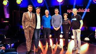 Spätschicht vom 17.03.2018 mit Florian, Jens, Johann, Martin, Anka und Willy