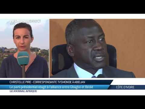 Côte d'Ivoire : réactions après l'alliance entre Gbagbo et Bédié