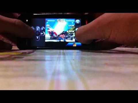 Tekken in Nokia 5800 XpressMusic [With Download s60v5]