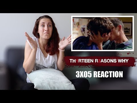 """13 REASONS WHY 3X05 """"NOBODY'S CLEAN"""" REACTION"""