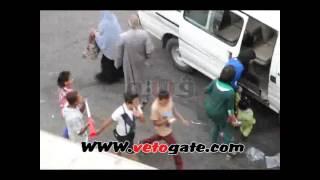 شباب يتحرشون بفتيات في عبد المنعم رياض