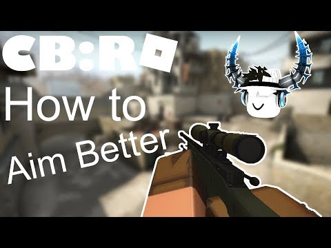 [Counter Blox] How to Aim Better