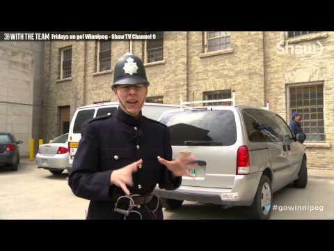 Doors Open Winnipeg: Vaughn St. Jail