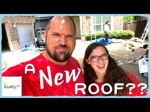 MOVING TO SAMOA TOMORROW, NEW ROOF TODAY?? | JAMily TV | Episode 13