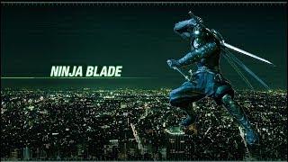NINJA BLADE Прохождение 1 серия Адаптируемся в заражённом Токио