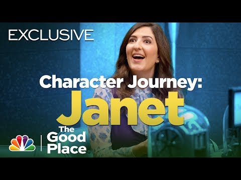 Character Journey: Janet - The Good Place