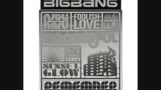 Big Bang-foolish love