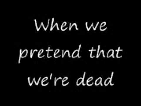 L7 - Pretend That Were Dead - Lyrics