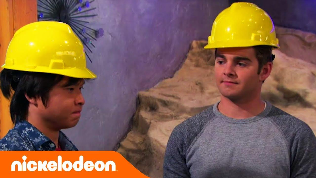 Os Thundermans   O novo jacuzi do Max   Nickelodeon em Português