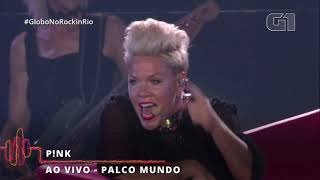 PINK Rock in Rio 2019