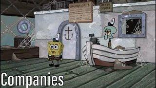 Pandemic Portrayed By SpongeBob