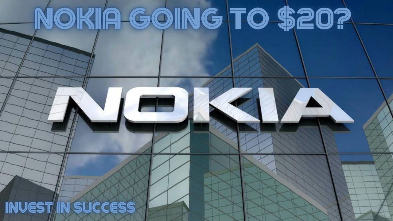 NOKIA STOCK GOING TO $20?-SHOULD YOU INVEST IN NOKIA STOCK? | MASSIVE SHORT SQUEEZE COMING?