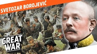 The Tragic Downfall Of The Lion Of The Isonzo - Svetozar Borojević I WHO DID WHAT IN WW1?