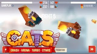 CATS: Crash Arena Turbo Stars [PRESTIGE 1] - HARD WAY TO THE NEXT STAGE