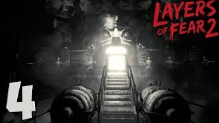 Layers of Fear 2. Прохождение. Часть 4 (Немного котельной)