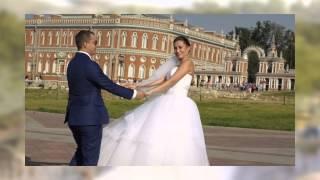Слайдшоу свадебное в парке Царицыно 2015 г.