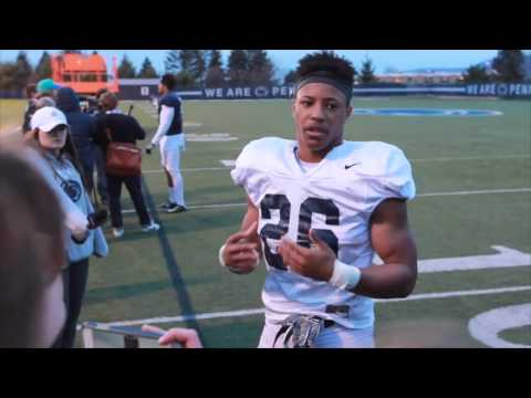 Penn State football: meet running back Saquon Barkley