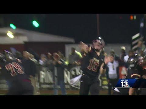 AHSAA State Semifinals highlights