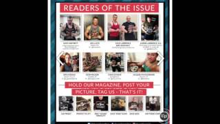 MuscleSport Magazine Back Issues Available