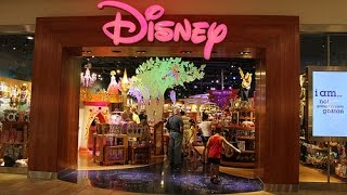 AN INSIDE LOOK AT THE DISNEY STORE!!!