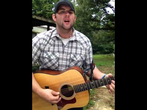 Dustin Dowdy - Close Your Eyes (Parmalee Cover)