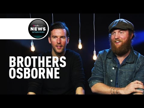 The Brothers Osborne On the Perks of Being in a Band with Your Sibling