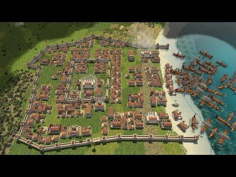 0 A.D. - BUILDING THE ROMAN EMPIRE