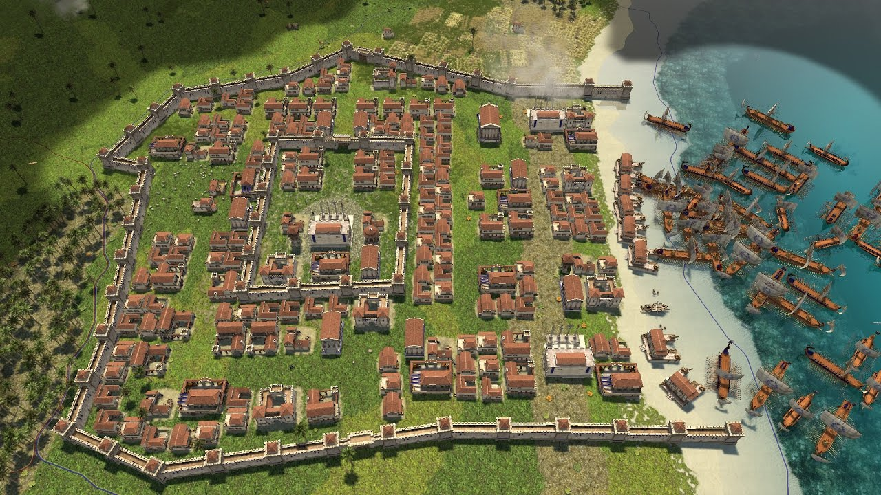 Free City Building War Games