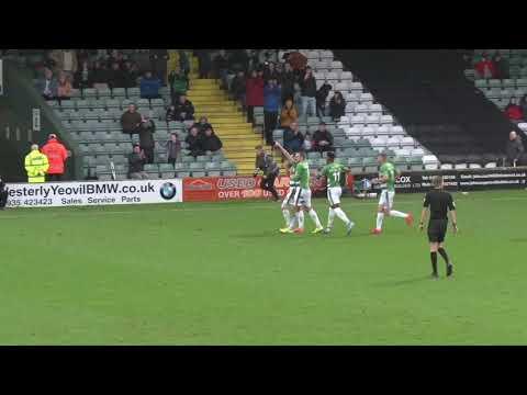 Yeovil Hampton & Richmond Goals And Highlights