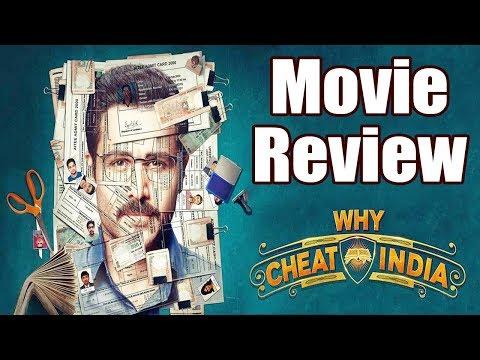 Why Cheat India Movie Review : Emraan Hashmi |Shreya Dhanwanthary | Soumik Sen | FilmiBeat