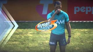 Rugby League Live 3 PC Gameplay - 2nd half