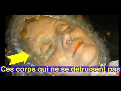 Photos De Miracles : Ces Corps Qui Ne Se Détruisent Pas Après La Mort - Certains Ont 600 Ans