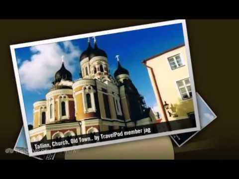 Old Town - Tallinn, Estonia