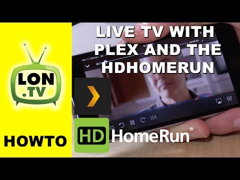 A simple way to watch live TV with Plex and the HDHomerun ...
