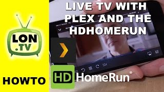 A simple way to watch live TV with Plex and the HDHomerun using the HDHR View Plugin!