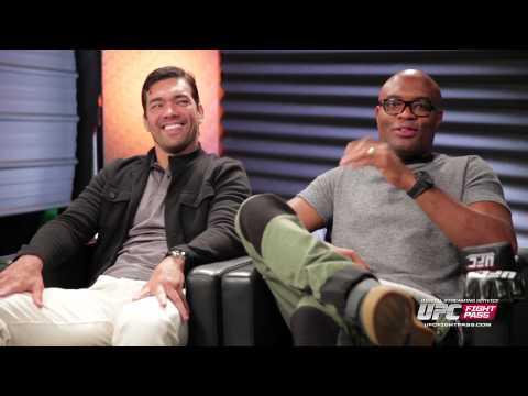 UFC 183: Rapid Fire - Anderson Silva & Lyoto Machida