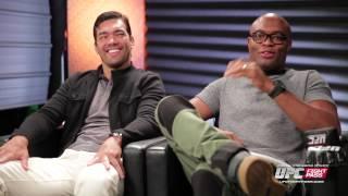 UFC 183: Rapid Fire - Anderson Silva and Lyoto Machida