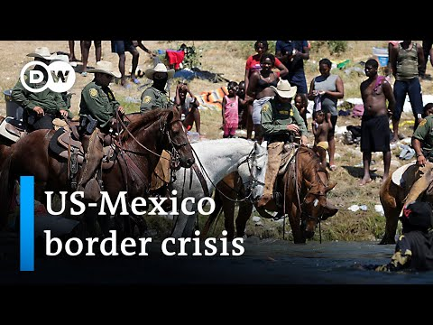 Haitian migrants expelled from US-Mexico border   DW News