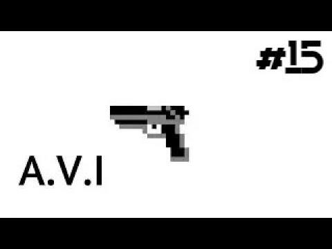 Dessin D Une Arme En Pixel 15