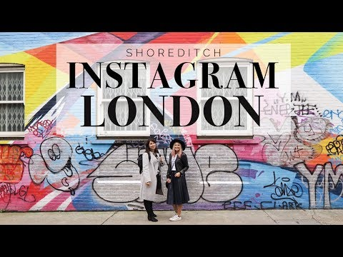 SHOREDITCH: Il quartiere più instagram di Londra w/ MaCheDavvero #TravelVlog | Serena Matchalatte