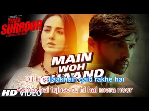 Main Woh Chaand (Full Song) with Lyrics | Darshan Raval