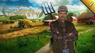 HEREDO UNA GRANJA | Farmer's Dinasty | Ep. 1 Gameplay Español