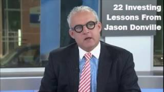 22 Investing Lessons From Jason Donville