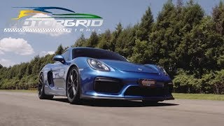 Cayman GT4 - No detalhe, no limite - Motorgrid on Track