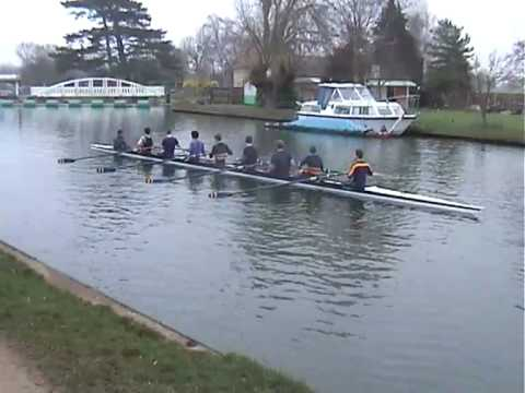 Rowing - ccrc m1 training