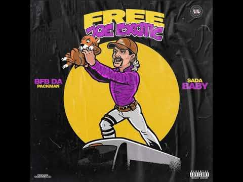 BFG Da Packman x Sada Baby – Free Joe Exotic (Clean)