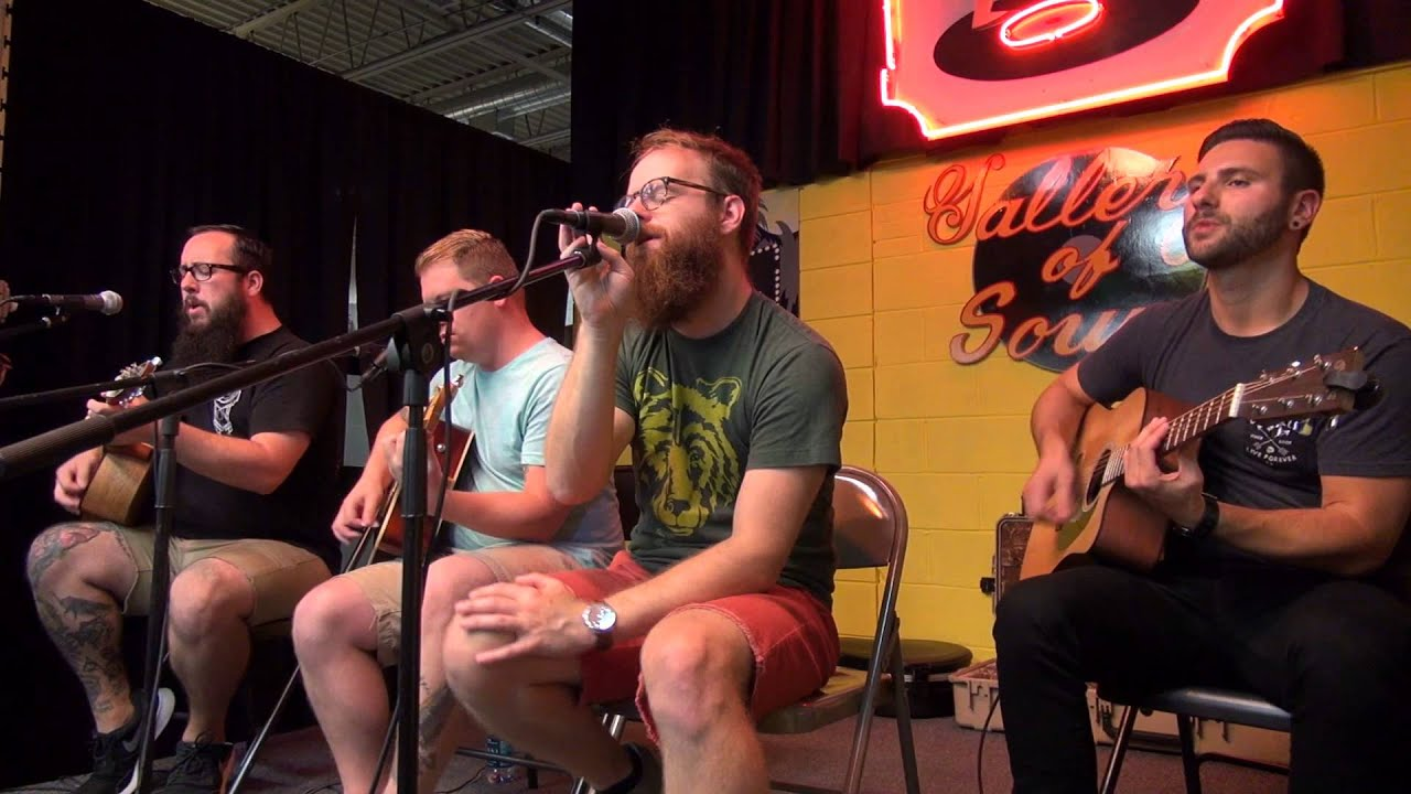 The Wonder Years Passing Through The Screen Door Acoustic Youtube