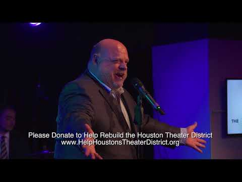 B'WAY♥HOUSTON: KEVIN CHAMBERLIN Performing